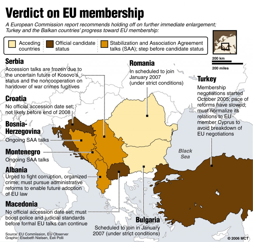 facilitators for small state eu membership European union - state-owned enterprises the united states and the eu recognize each other's security certified operators and will take the respective membership status of certified trusted traders favorably into account to the extent possible.