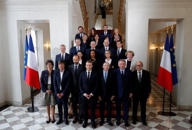 French Politics: The Macron Cabinet