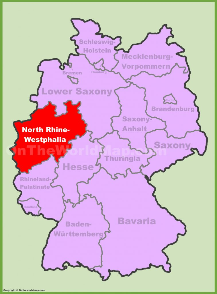 german politics this sundays regional elections in north rhine westphalia germany