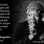 Inspirations: Maya Angelou