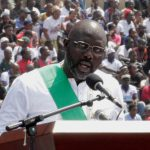 Snapshot: The inauguration of George Weah
