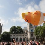 Opinion: Tantrums Over Trump Baby