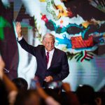 SNAPSHOT: Mexico welcomes new President-elect